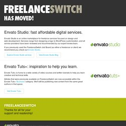 Explore – FreelanceSwitch