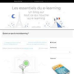 Le microlearning : quoi, comment et pourquoi