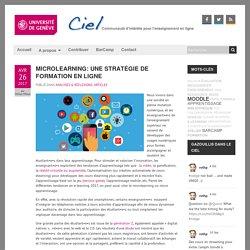 Microlearning: une stratégie de formation en ligne