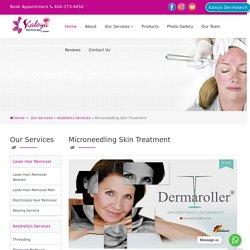 The Best Microneedling Skin Treatment