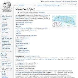 Micronésie (région)