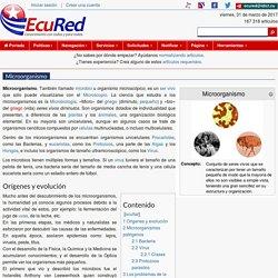 Microorganismo - EcuRed
