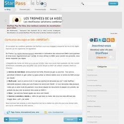 Micropaiement sms+ : Clarification des règles
