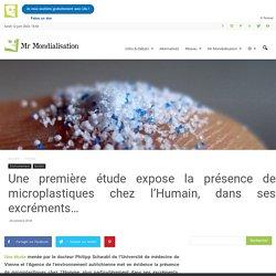 Une première étude expose la présence de microplastiques chez l'Humain, dans ses excréments…