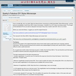 Audiokarma Home Audio Stereo Discussion Forums