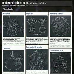 Botánica Microscópica (ProfesorAlberto.com)