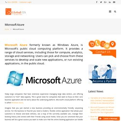 Microsoft Azure - Global iTS