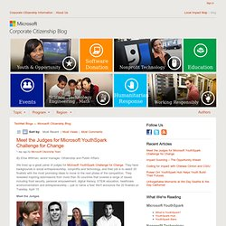 MSFT UP Blogs