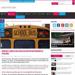Microsoft connecte des écoles de Houston pour prévenir les fusillades