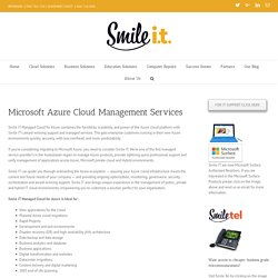 Microsoft Azure Consultants In Brisbane& Sunshine Coast