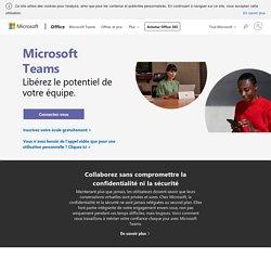 Microsoft Teams - Logiciel de conversation de groupe