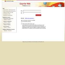 Boîte de réception - Outlook Web Access Light