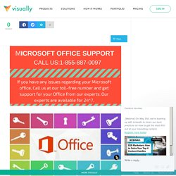 Microsoft Office Support - 1-855-887-0097