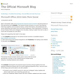 The Official Microsoft Blog – News and Perspectives from Microso