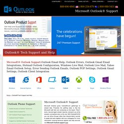 Microsoft Outlook Support,Help-888-606-4841