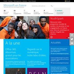 en France, partenaire de la société numérique