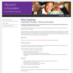 Microsoft Partners in Learning
