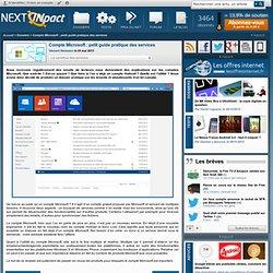 Compte Microsoft : guide pratique des services