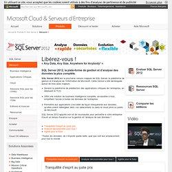 Microsoft Cloud et Serveurs d'Entreprises