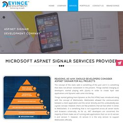 Microsoft ASP.NET SignalR Services Provider