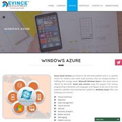 Window Azure Cloud Services