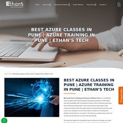 Give Your Career a New Edge with Azure Training