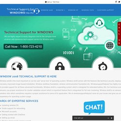 Windows 8, 8.1 Technical Support Phone Number 1-800-723-4210