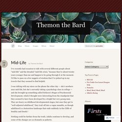 Mid-Life « Themon the Bard