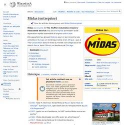 Midas (entreprise)