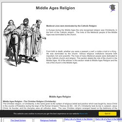 Middle Ages Religion