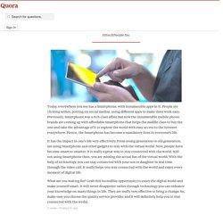 Middle Class & Digital Transformation