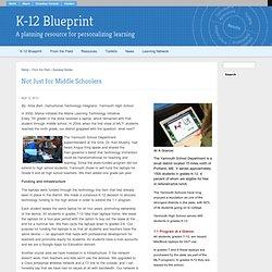One to One Computing Blueprint