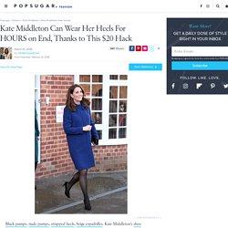 Kate Middleton Heel Insoles