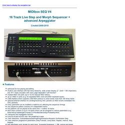 MIDIbox SEQ V4