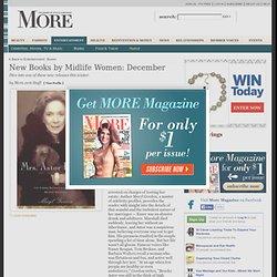 New Books by Midlife Women: December