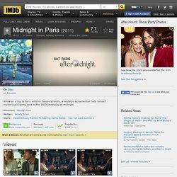 Midnight in Paris (2011