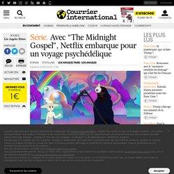 """Avec """"The Midnight Gospel"""", Netflix embarque pour un voyage psychédélique"""