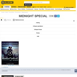 Midnight Special - film 2016