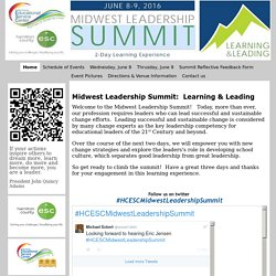 HCESC and BCESC: Midwest Leadership Summit