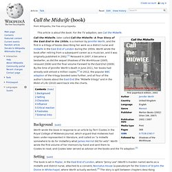 Call the Midwife (book)