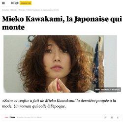 Mieko Kawakami, la Japonaise qui monte - 19 mars 2012