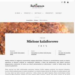 Mielone kalafiorowe » Jadłonomia · wegańskie przepisy nie tylko dla wegan