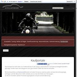 Miete Kauf Portale Navigation