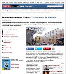 Mietwucher: Das Mietshäuser Syndikat unterstützt Wohnprojekte