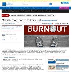 Mieux comprendre le burn-out - Actualité Weka