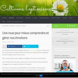 Une roue pour mieux comprendre et gérer nos émotions