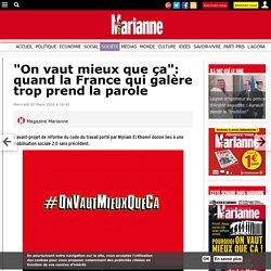 """""""On vaut mieux que ça"""": quand la France qui galère trop prend la parole"""