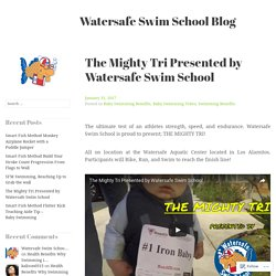 The Mighty Tri Presented by Watersafe Swim School – Watersafe Swim School Blog