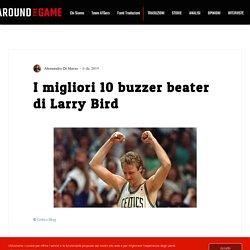 I migliori buzzer beater di Larry Bird