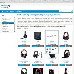 Le migliori cuffie Gaming 2015 // Prezzi economici!